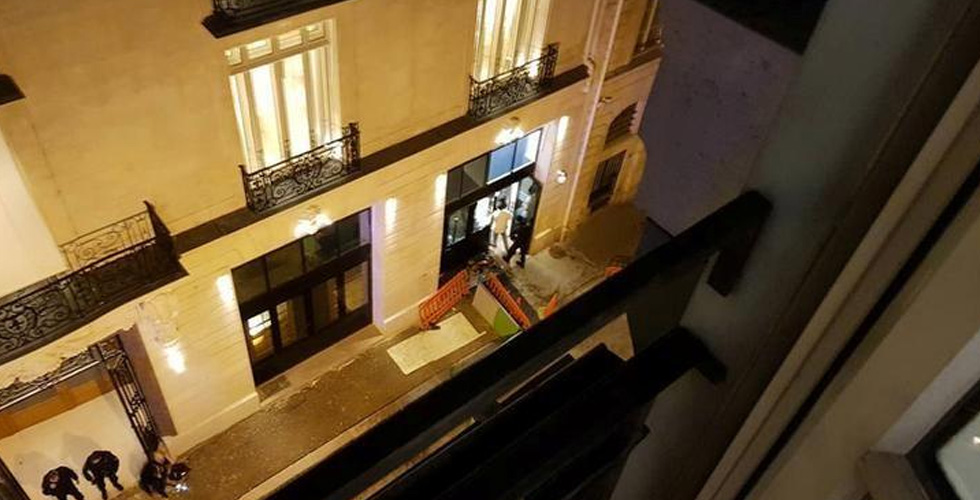 فندق ريتز باريس يتعرّض للسرقة