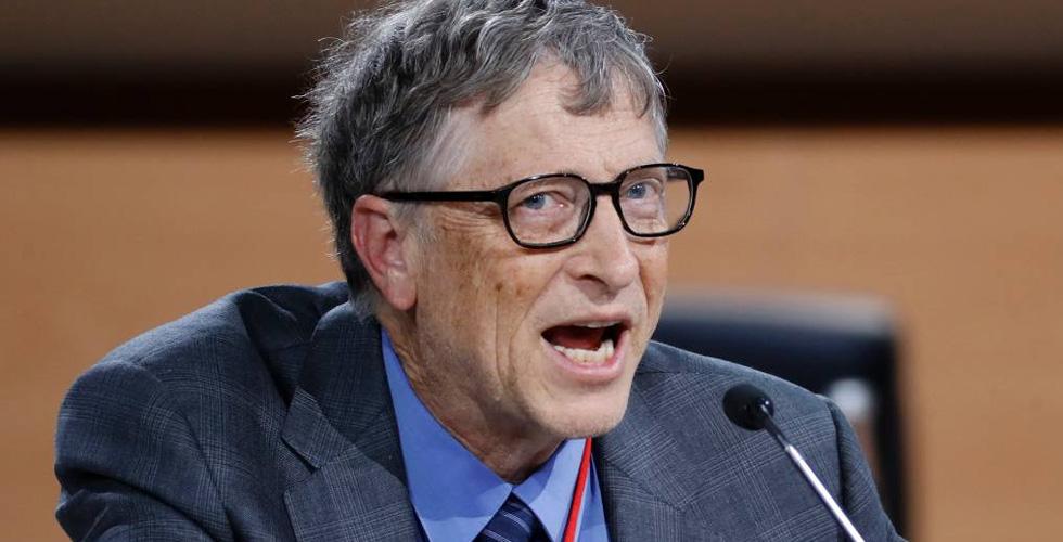 غيتس والأغنياء يواجهون مرض الملاريا