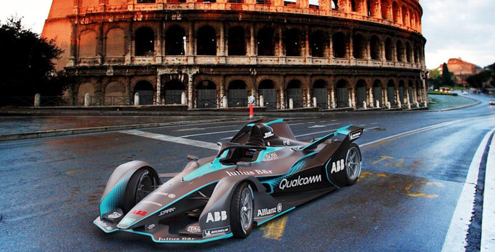 سيّارات فورمولا E  المستقبليّة المذهلة