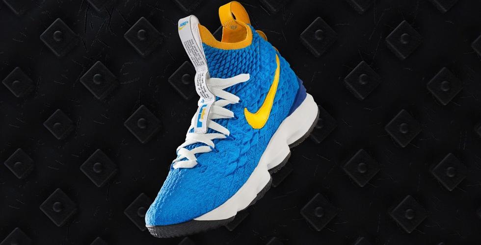 حذاء LeBron 15 تكنولوجي  من نايكي