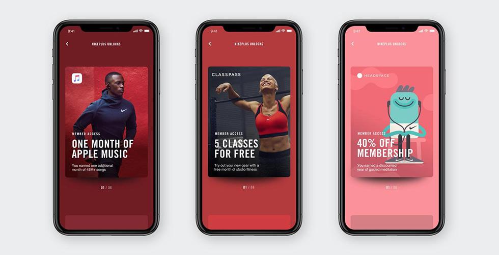 ميزات جديدة من NikePlus للرياضيين