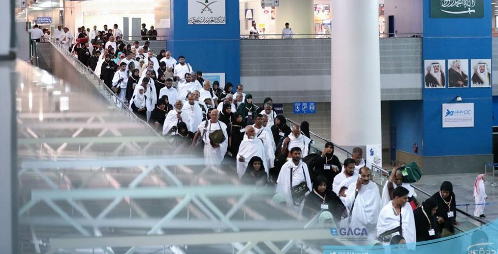 انجازٌ جديدٌ لمطار الملك عبدالعزيز