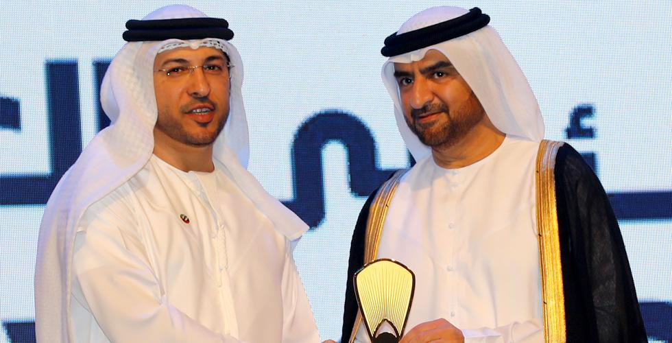 تكريمٌ جديدٌ لموانئ دبي العالمية