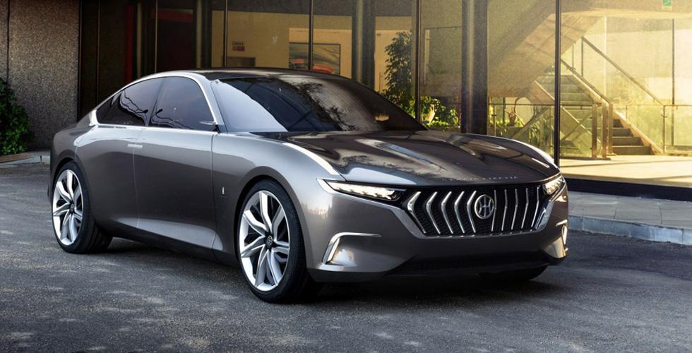 قريبًا سيّارة هايبرد كينيتيك من تصميم بينينفارينا