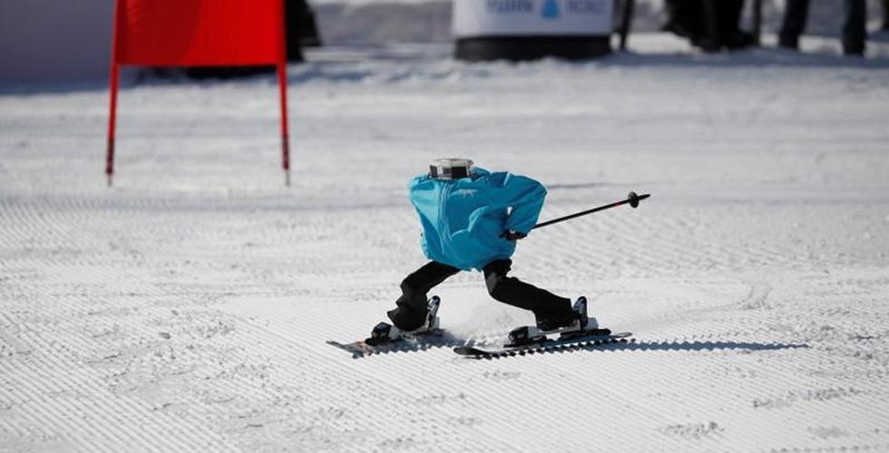 الروبوتات تتزلّج أيضا في الاولمبياد الشتوي