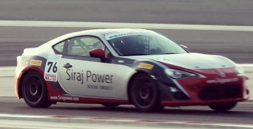 أول سيارة بقطع الطباعة ثلاثية الأبعاد من الإمارات