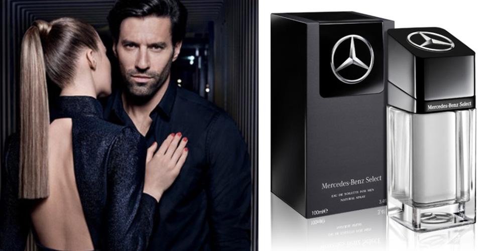 الكشمش الأسود في عطر Mercedes-Benz
