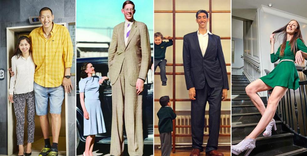 ذكرى المئة عام لأطول رجل في العالم