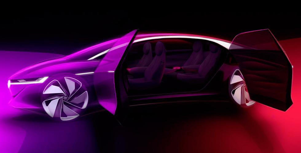 سيّارة فولكسفاغن المستقبليّة من دون عجلة قيادة