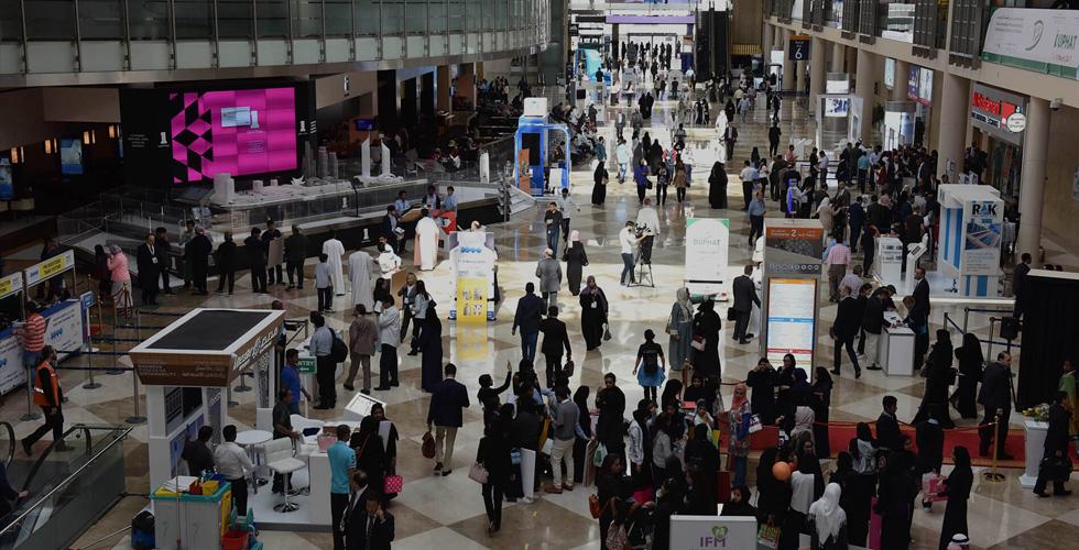 في دبي: أكبر معرض للصيدلة والتكنولوجيا