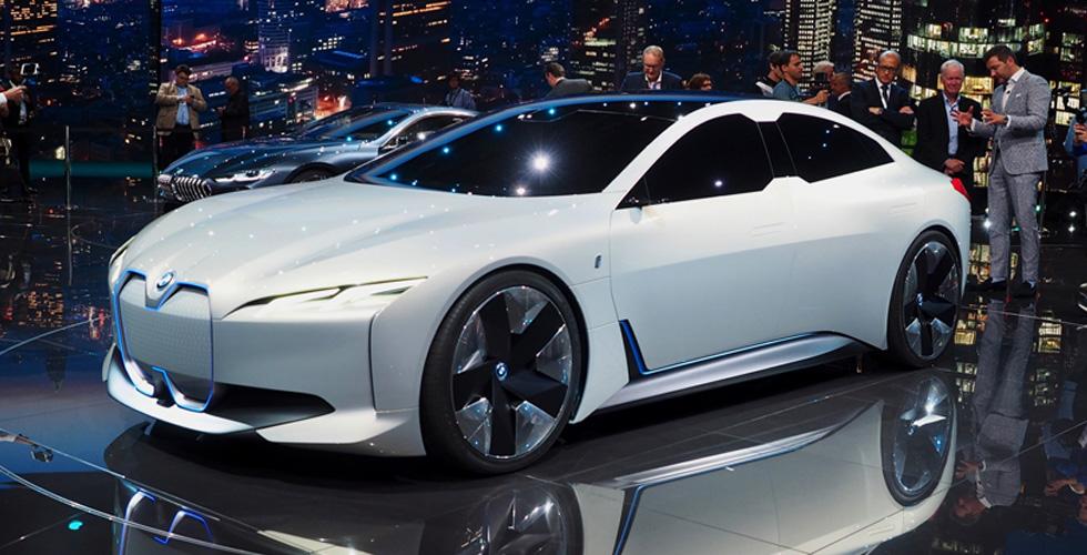 هذا هو اسم النسخة المقبلة من عائلة BMW i
