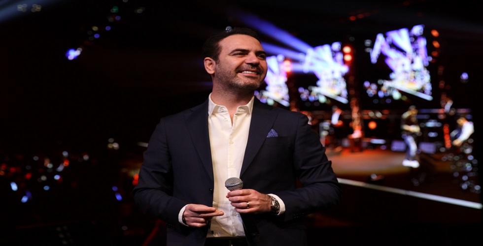 حفلة موسيقية استثنائية للفنان اللبناني وائل جسار في السعودية