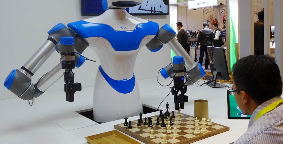 هل يجتاح الذّكاء الاصطناعي إدارتنا للأموال؟
