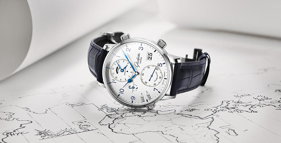 ساعة Senator Cosmopolite : للمسافر عاشق التصميم البسيط