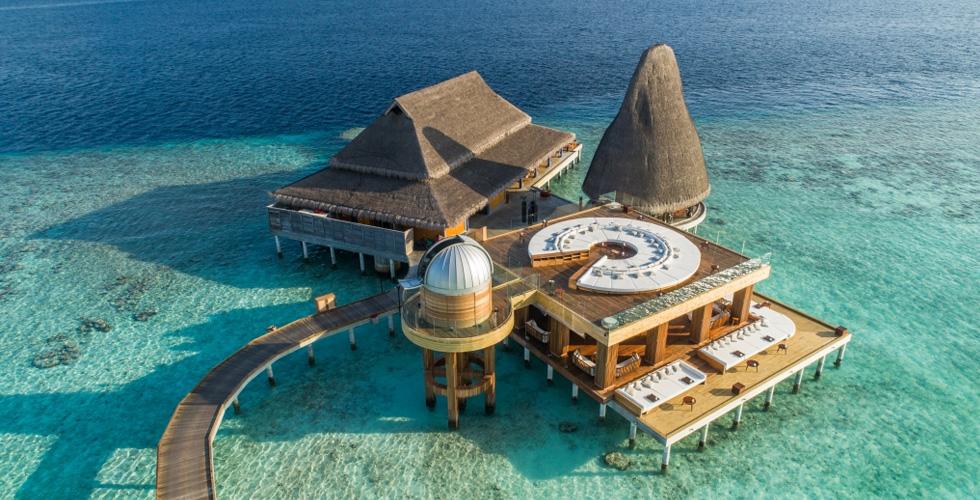 الرّفاهيّة في فيلات أنانتارا كيهافا المالديف