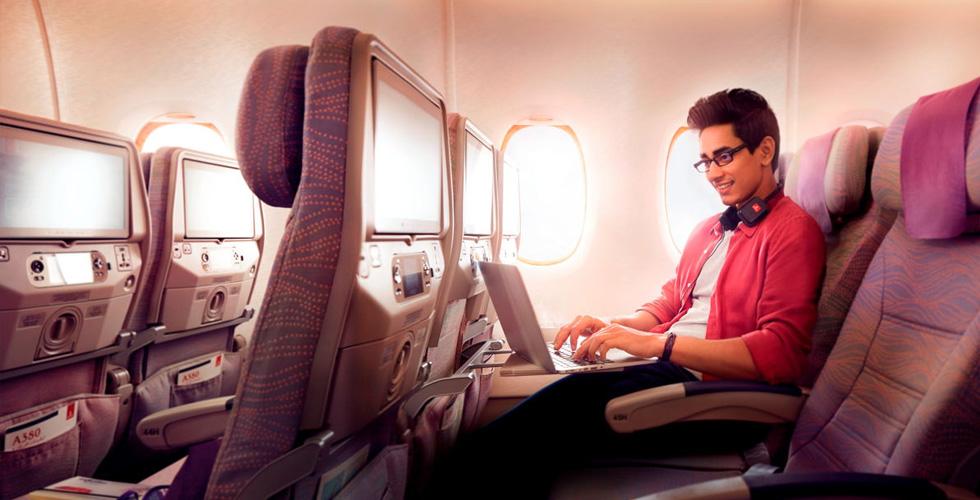 رقم قياسي سبّاق لطيران الإمارات