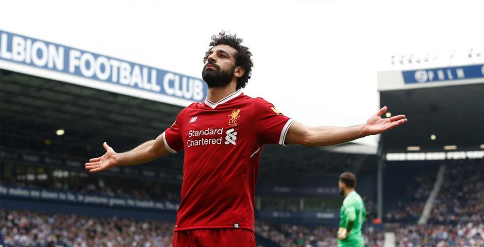 محمد صلاح المصري أفضل لاعب انجليزي