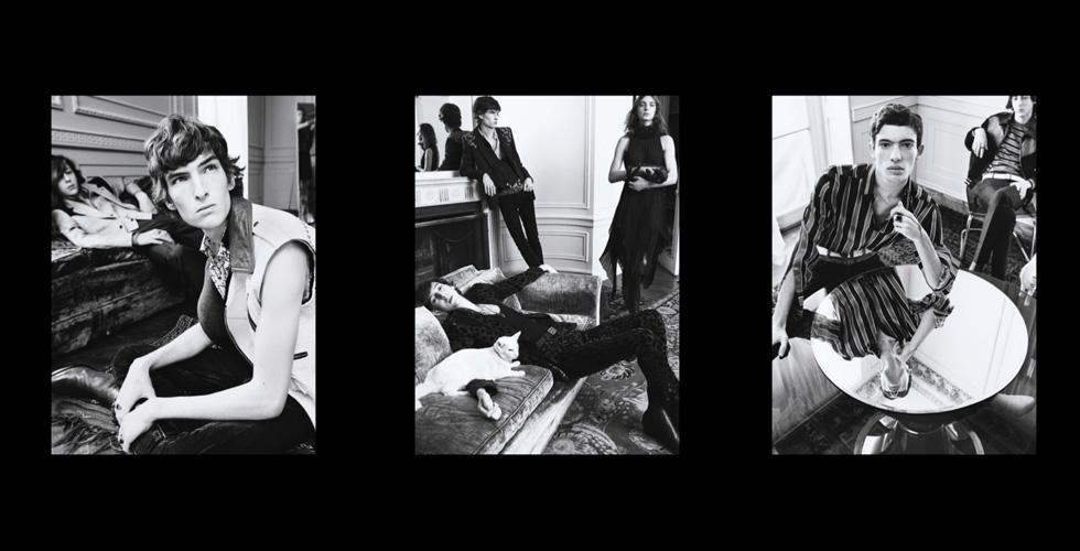 حملةٌ اعلانيةٌ بسيطةٌ من Givenchy