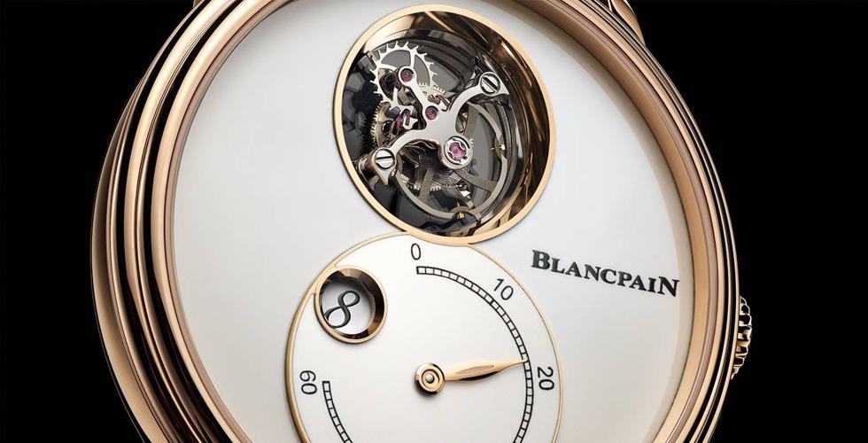 الرفاهية بلمسة Blancpain