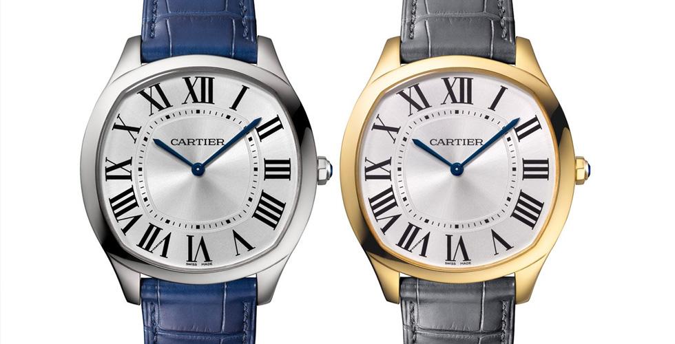 ما رأيكم بساعة الرفاهية من Cartier؟