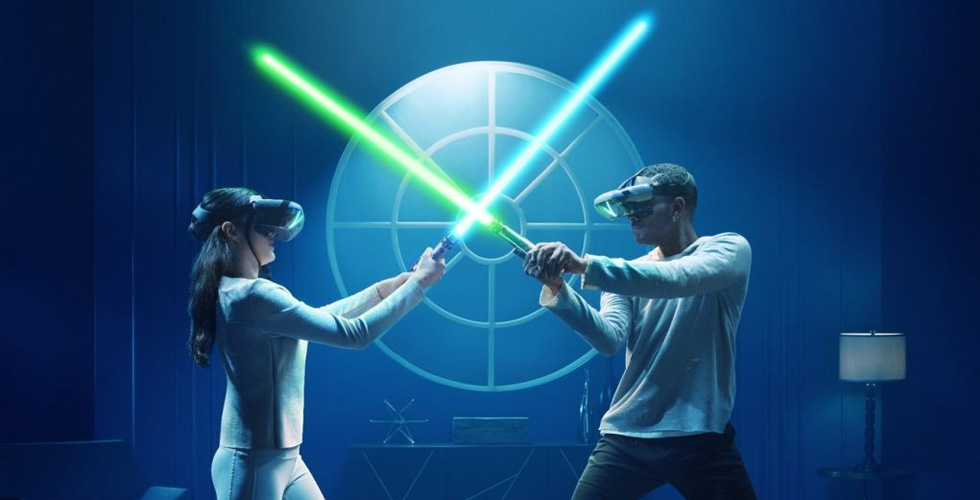 تحدّي Jedi  جديد من Lenovo  وDisney
