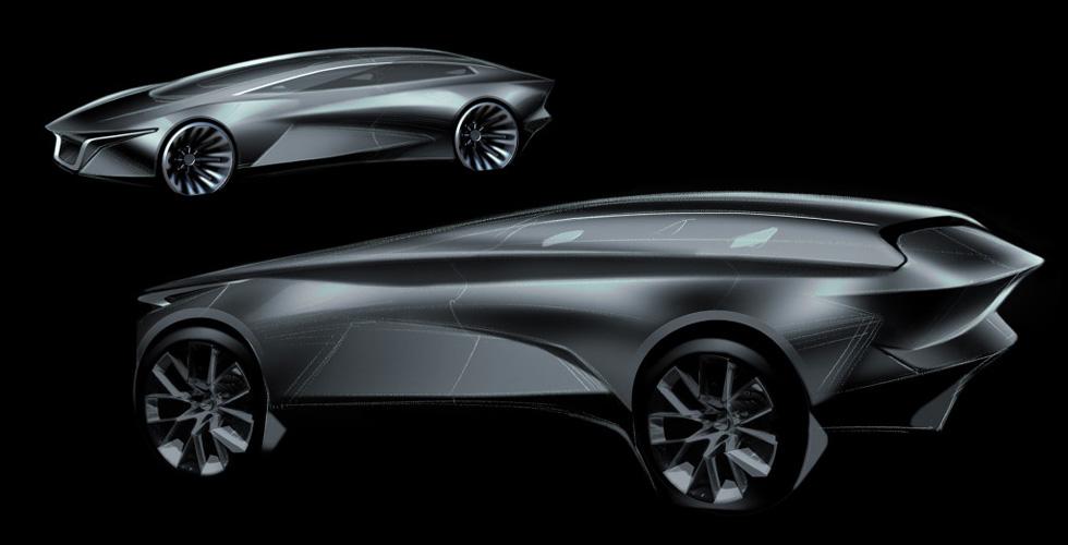 سيّارة SUV  عالية الرفاهية من Lagonda  عام 2021