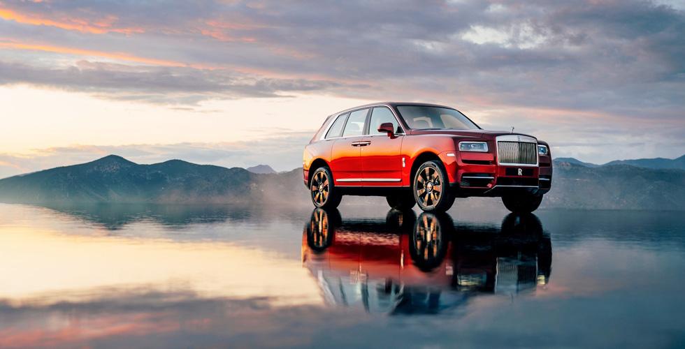 Rolls-Royce  تكشف عن Cullinan  2019