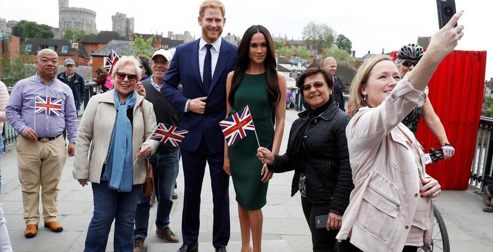 ماذا حصل في وندسور قبل يومين من زفاف الأمير هاري؟