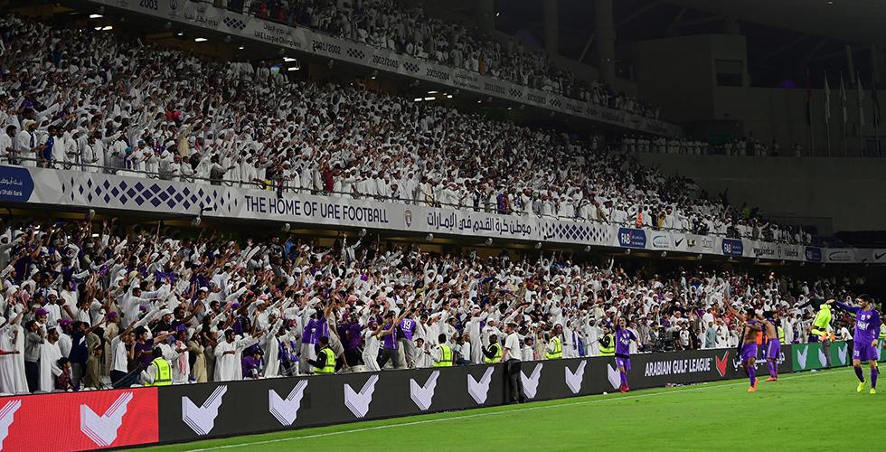 نادي العين في بطولة كأس العالم للأندية الإمارات ٢٠١٨