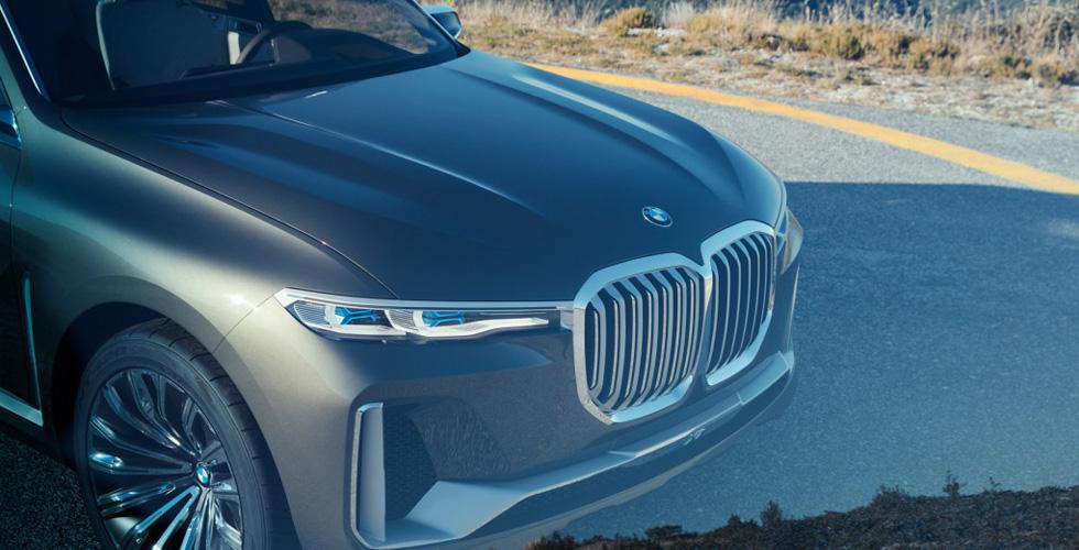 BMW X8  تشبه الكوبي وتريح الركّاب