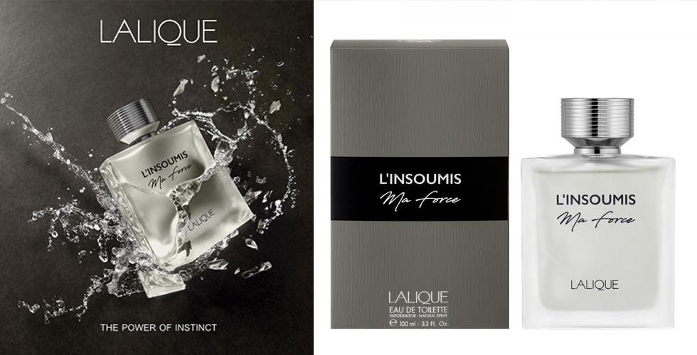 Lalique تُطلِقُ عطرًا جديدًا