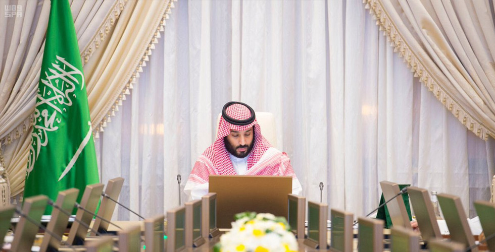 ولي العهد السعودي عينُه على الملفات المالية والاقتصادية والانمائية