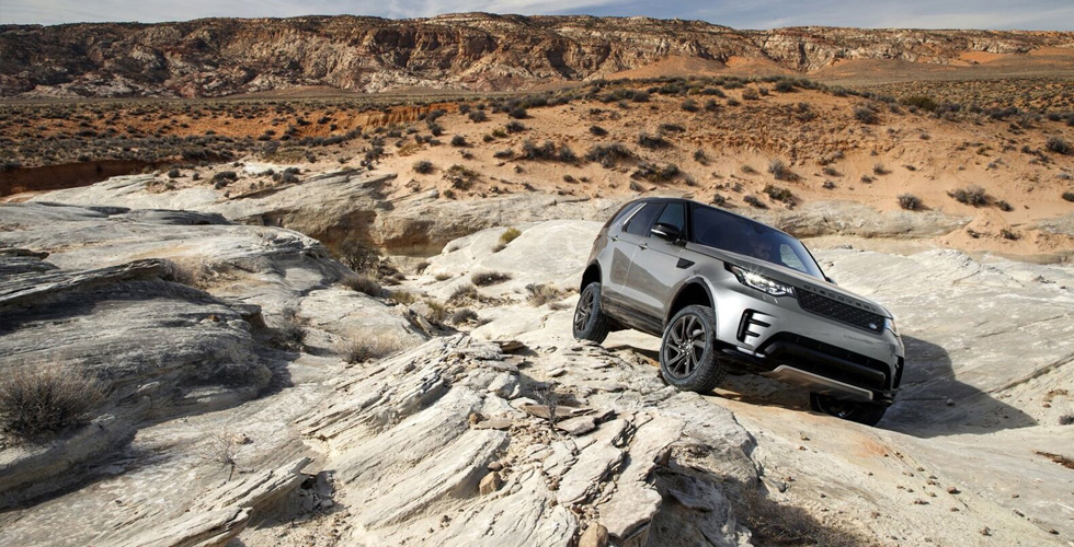 المزيد حول نظام Land Rover  المستقلّ