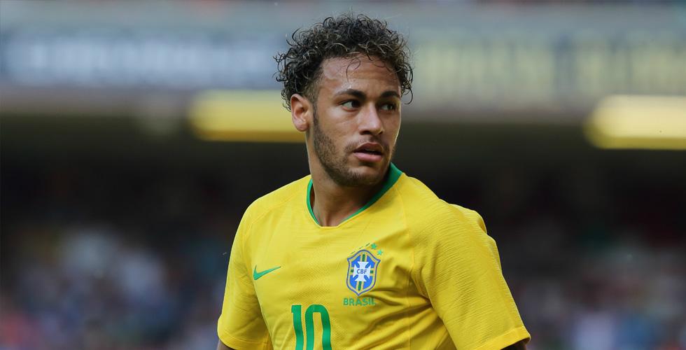 نيمار ينتفض من إصابته ويتقدّم برازيليا