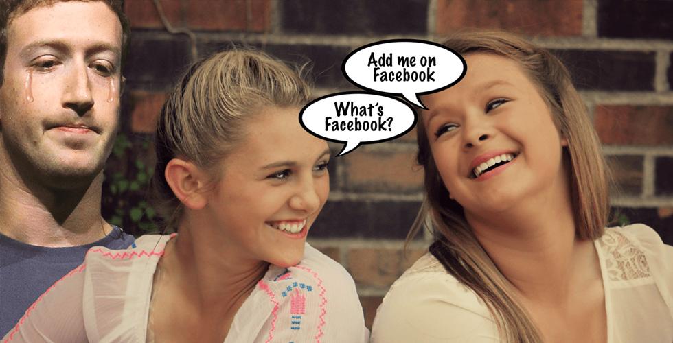 مفاجأة: المراهقون يكرهون Facebook!