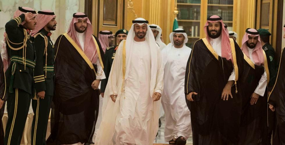 العلاقات السعودية الاماراتية في عزّ عزمها