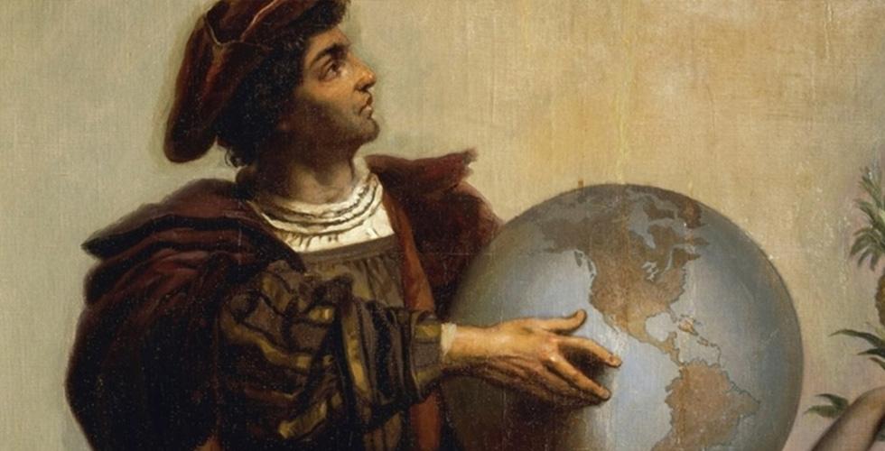 الأميركيون يُعيدون رسالة كولومبوس الى اسبانيا