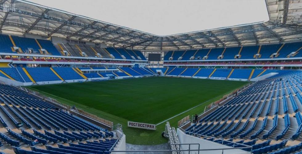 في أي مدن روسية سيلعب المنتخب السعودي؟