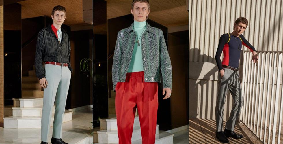 Givenchy تعيد زيارة أعوام الثمانينات