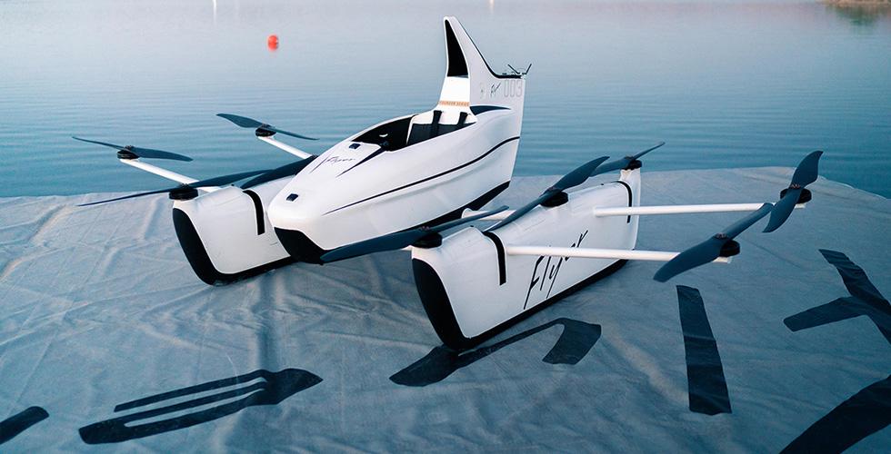 بالفيديو: آخر سيّارة طائرة من شركة لاري بايدج