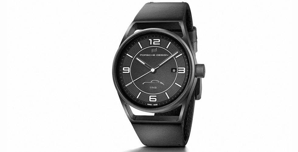 ساعة بورشه تكرّم الذكرى ال-٧٠ للماركة