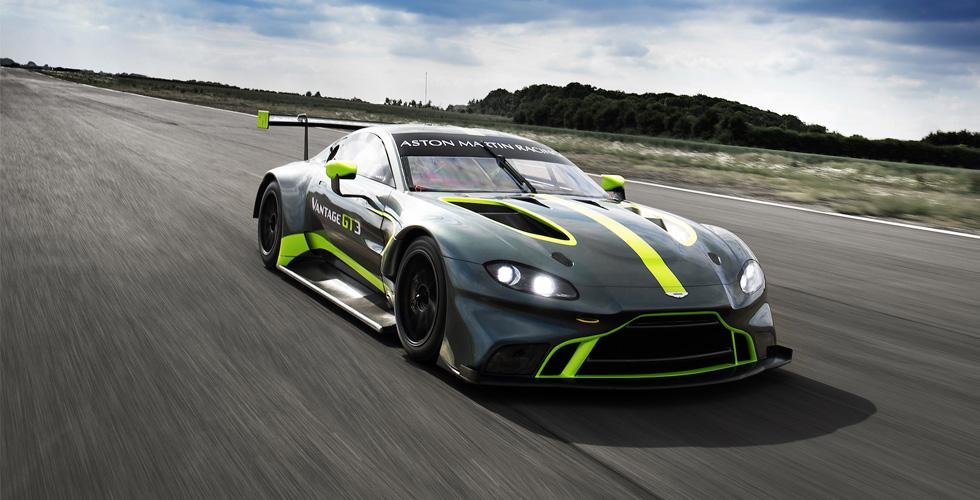 Aston Martin  تكشف عن سيّارتي Vantage 2019