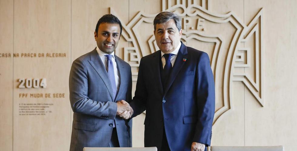 شراكةٌ بين ساكور براذرز والاتحاد البرتغالي