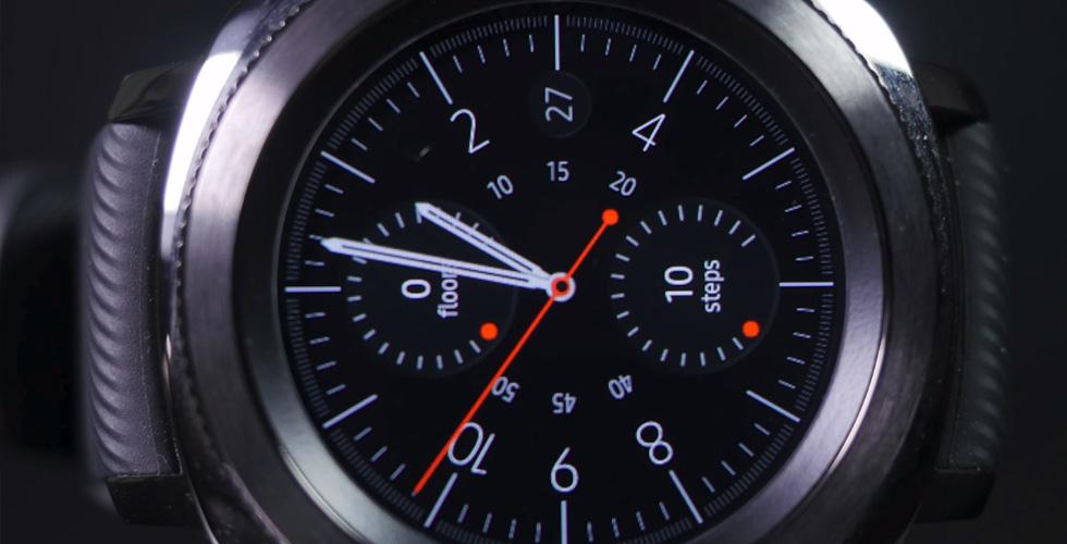 لونٌ جديد ل Samsung Gear S4