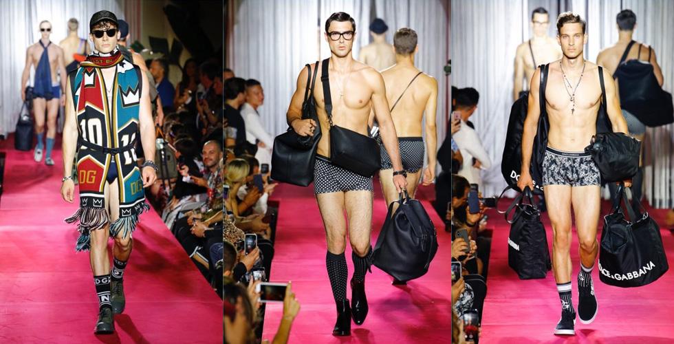 عرض سري ل-Dolce & Gabbana