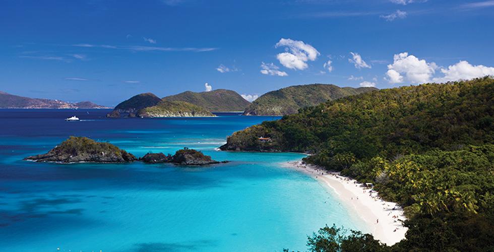 الكاريبي على لائحة ماندارين اوريانتل