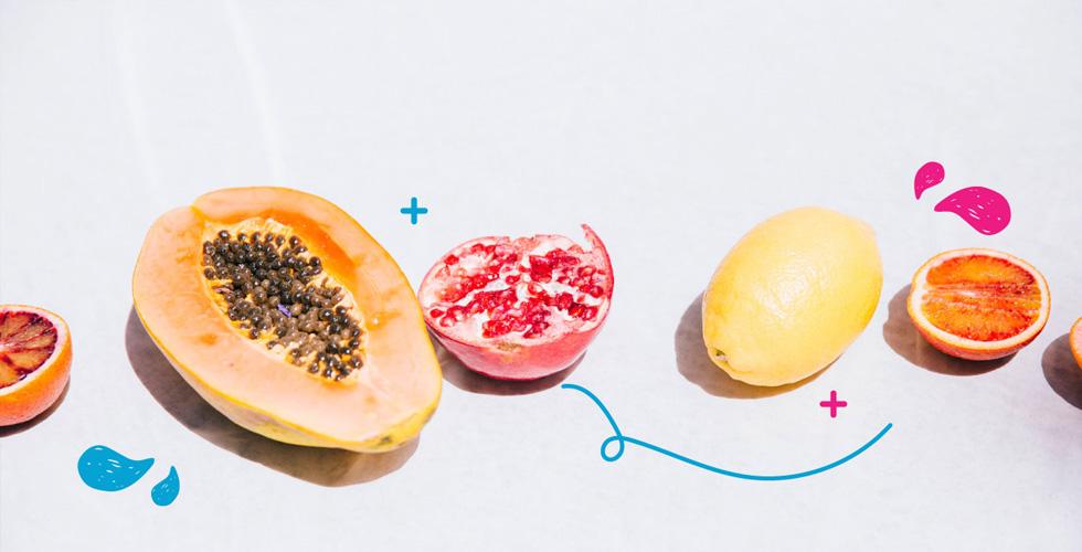 الفواكه لوجبة صباحية صحية