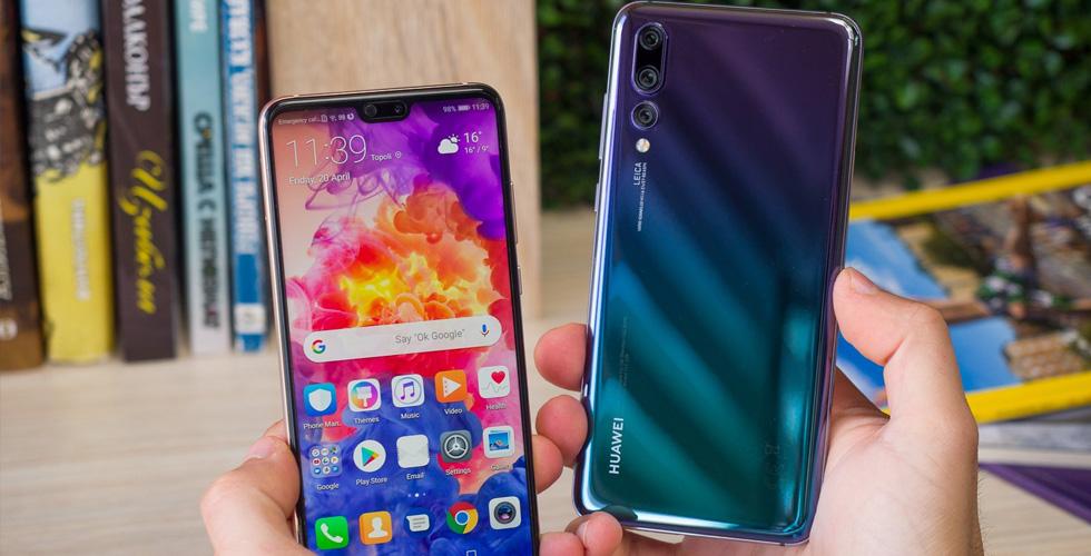 أوّل هاتف 5G  من Huawei  آتٍ