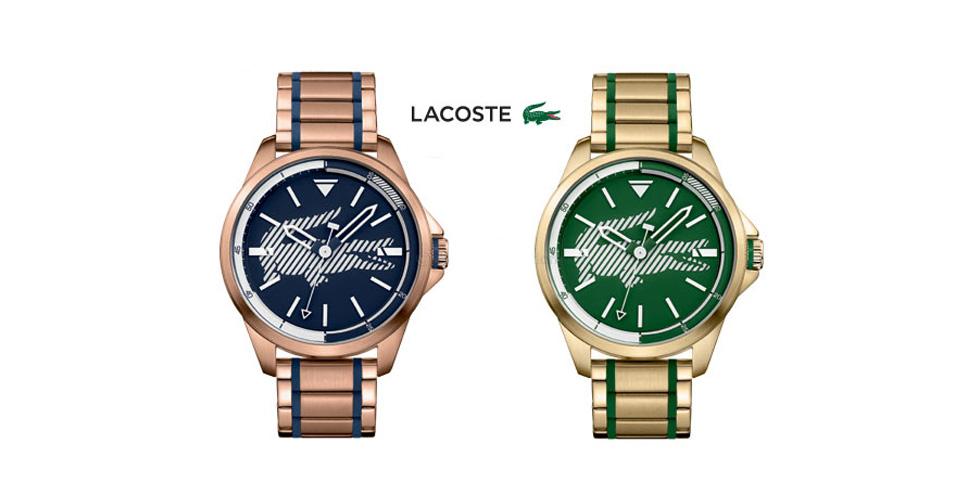 الفخامة والرقي في ساعة Lacoste