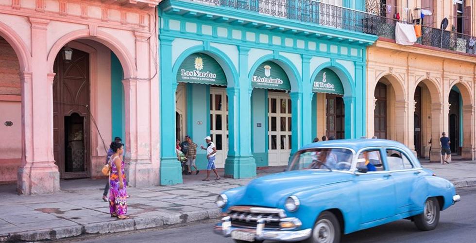 كيمبينسكي: وقفة في هافانا المُدهشة